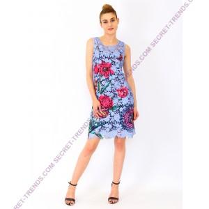 Midi Dress Without Sleeve °Lisa