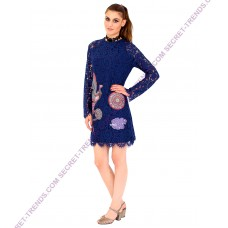 Longsleeve Lace Dress °M0912
