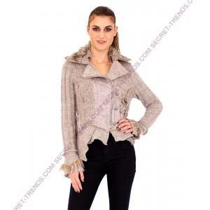 Patchwork Juju Christine Jacket A8889