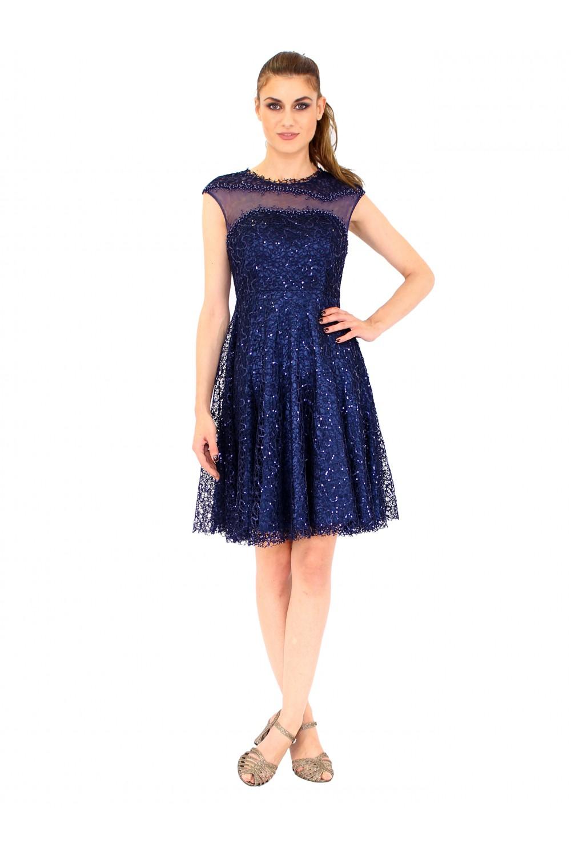 Elegant Evening Dress R1549