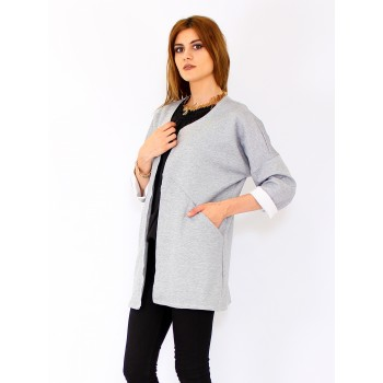 Coat with DotsCoat