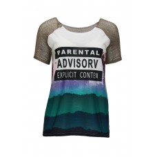 T-Shirt °PARENTAL ADVISORV EXPLICIT