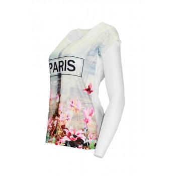 T-Shirt °Paris in FlowerPrinted T-Shirts