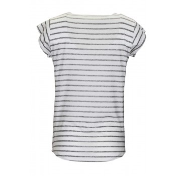 T-Shirt with strips °BEAUTIFUL GIRLView all T-Shirts