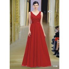 Chiffon Evening Dress from Juju & Christine A-line with -R1572