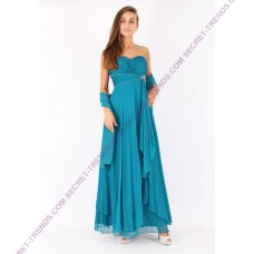Elegant chiffon dress