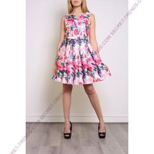 Dress M762-F
